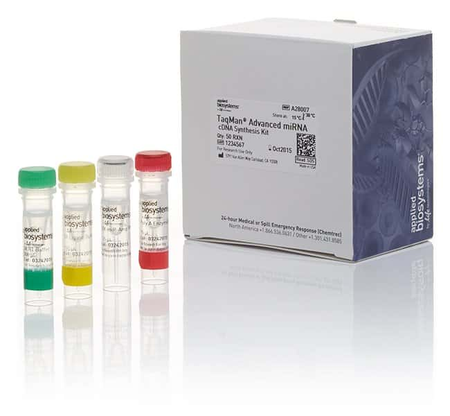 TaqMan™ Advanced miRNA cDNA Synthesis Kit