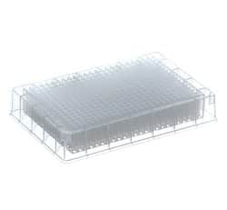 ABgene Storage Plate, 384-well, 250 µL, square well, conical
