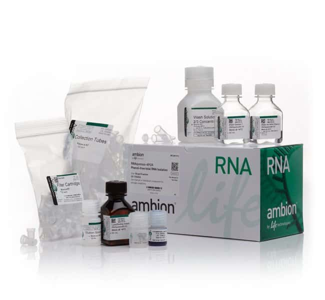 Top Rna Isolation Tips: RNAqueous-4PCR Total RNA Isolation Kit