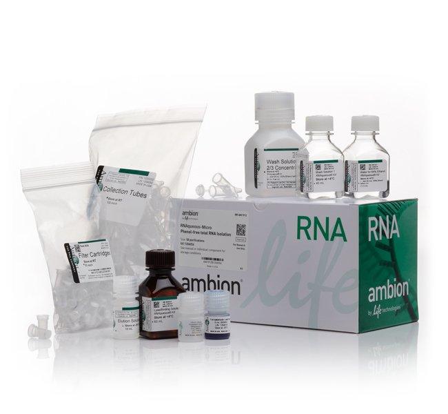 Rnaqueous Micro Total Rna Isolation Kit