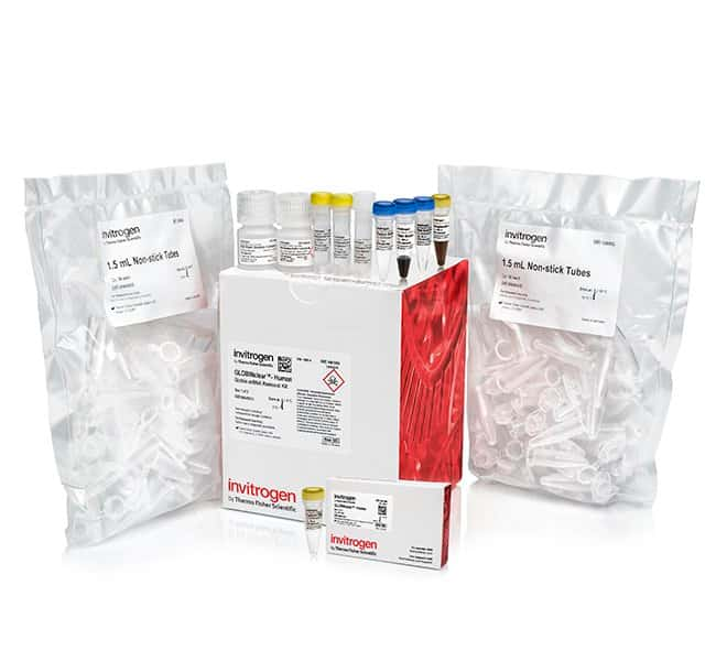 GLOBINclear Kit, human, for globin mRNA depletion - Thermo