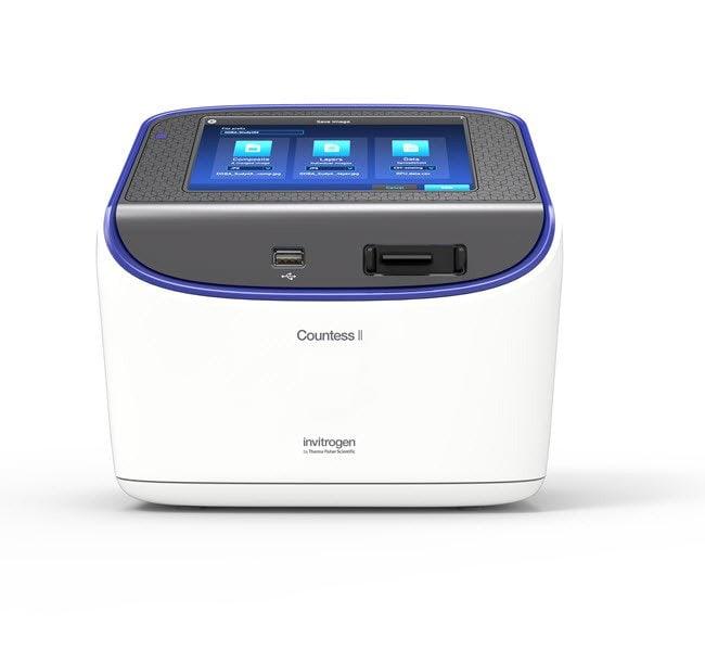 Cчетчик и анализатор жизнеспособности клеток Countess™ II Automated Cell Counter