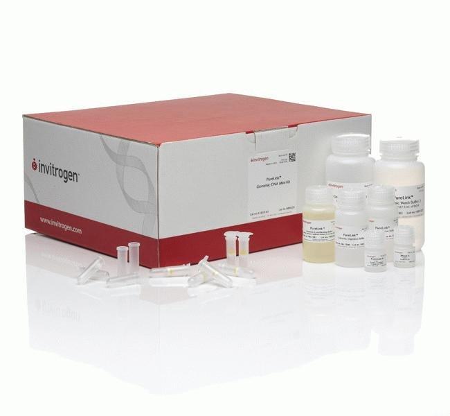 PureLink Genomic DNA Mini Kit - Thermo Fisher Scientific
