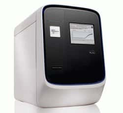 QuantStudio™ 12K Flex Real-Time PCR System, Array Card block, desktop