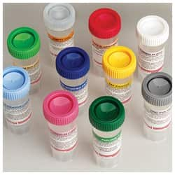 PVA Modified Fixative / Formalin 10% / Empty Vial Three-Vial Set