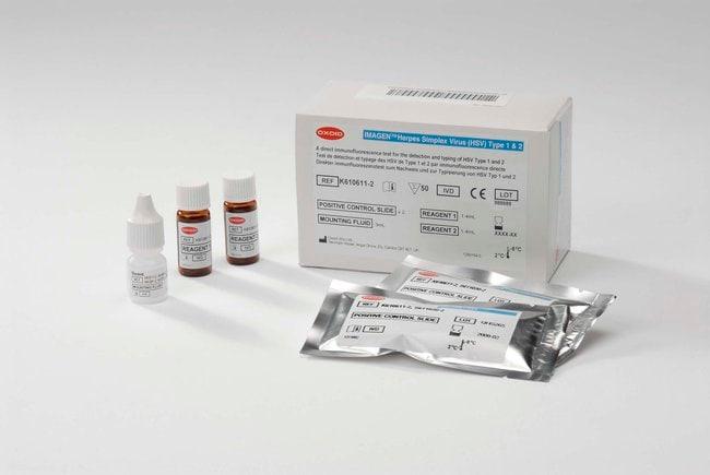 Herpes-2 test kit pcr swab