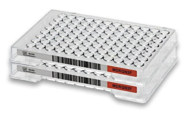 Sensititre™ Gram Negative Susceptibility Testing Plate, IVD format
