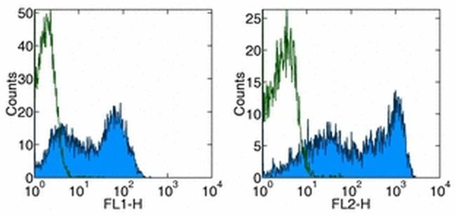 CD62L (L-Selectin) Antibody in Flow Cytometry (Flow)