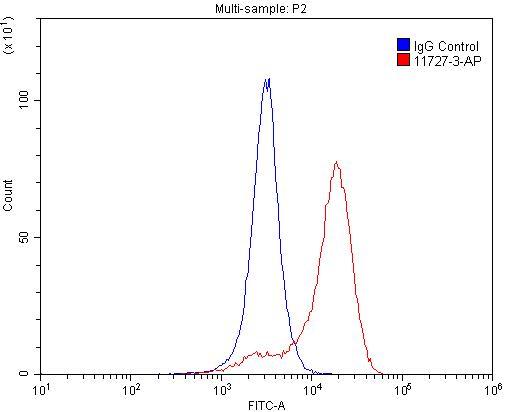 IFITM1 Antibody in Flow Cytometry (Flow)