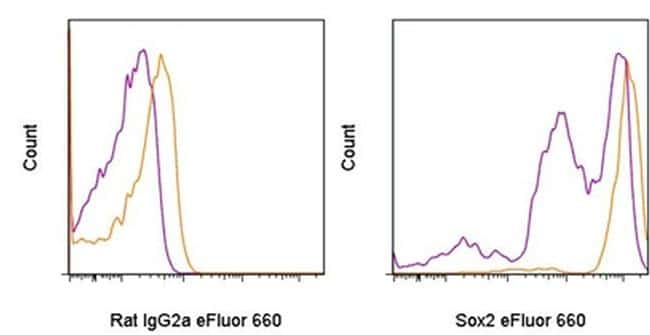 SOX2 Antibody in Flow Cytometry (Flow)