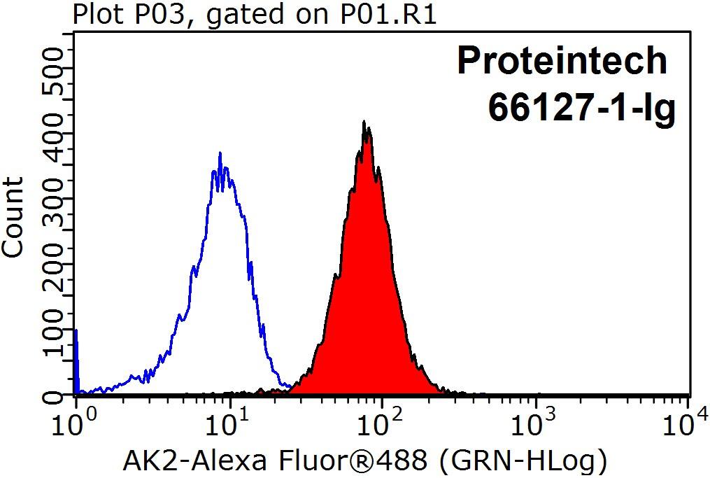 AK2 Antibody in Flow Cytometry (Flow)
