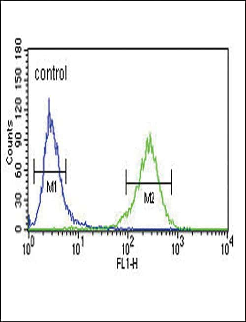 AHR Antibody in Flow Cytometry (Flow)