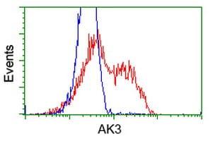 AK3 Antibody in Flow Cytometry (Flow)
