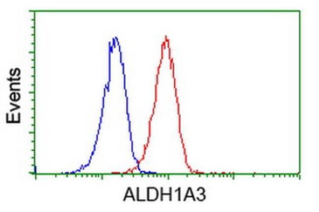 ALDH1A3 Antibody in Flow Cytometry (Flow)