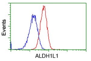 ALDH1L1 Antibody in Flow Cytometry (Flow)
