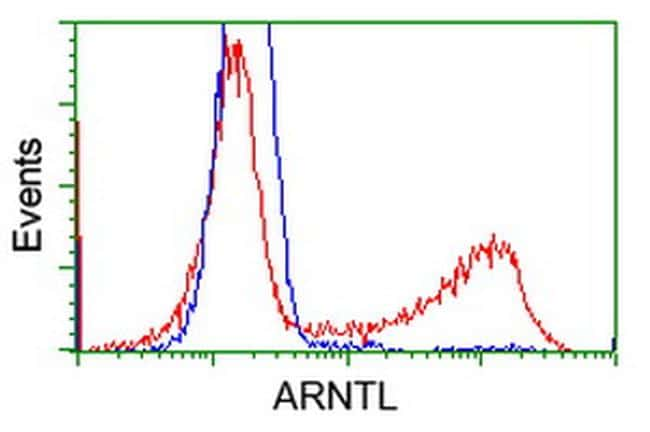ARNTL Antibody in Flow Cytometry (Flow)