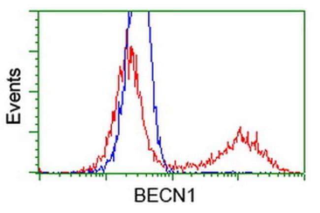 BECN1 Antibody in Flow Cytometry (Flow)