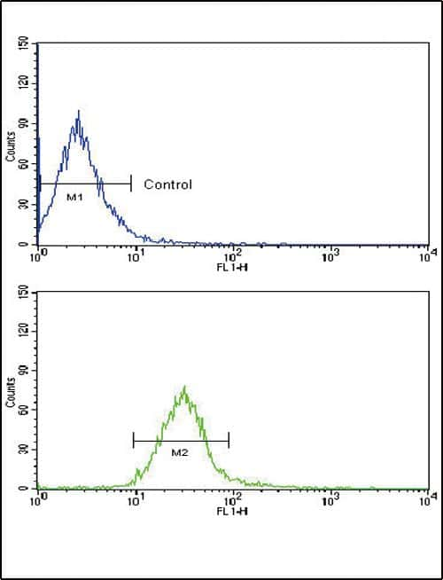 PTK7 Antibody in Flow Cytometry (Flow)