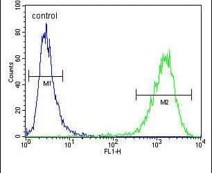C6orf150 Antibody in Flow Cytometry (Flow)