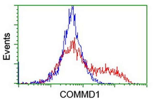 COMMD1 Antibody in Flow Cytometry (Flow)