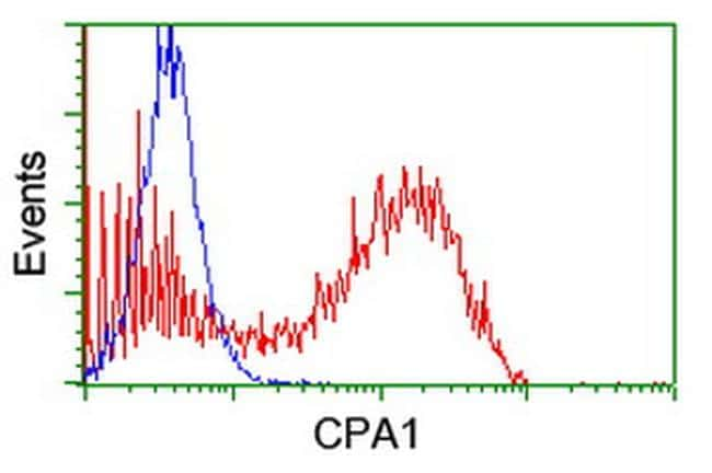 CPA1 (Carboxypeptidase A1) Antibody in Flow Cytometry (Flow)