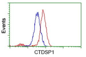 CTDSP1 Antibody in Flow Cytometry (Flow)
