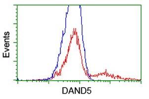 DAND5 Antibody in Flow Cytometry (Flow)