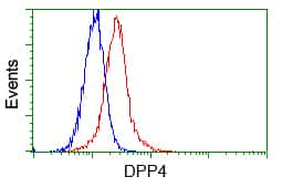 DPP4 Antibody in Flow Cytometry (Flow)