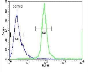 ESCO2 Antibody in Flow Cytometry (Flow)
