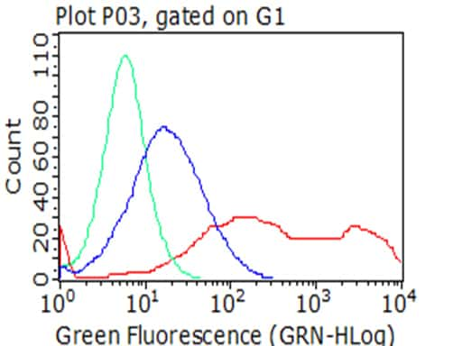 ICAM1 Antibody in Flow Cytometry (Flow)