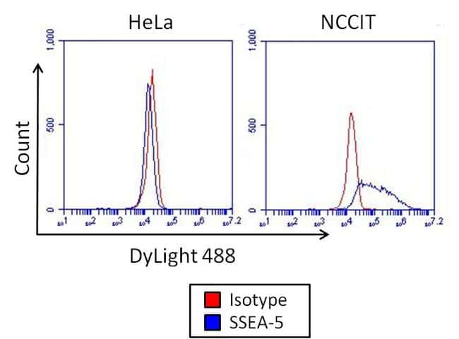 Mouse IgG1 Isotype Control in Flow Cytometry (Flow)