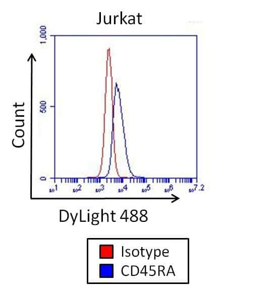 Mouse IgG2b Isotype Control in Flow Cytometry (Flow)
