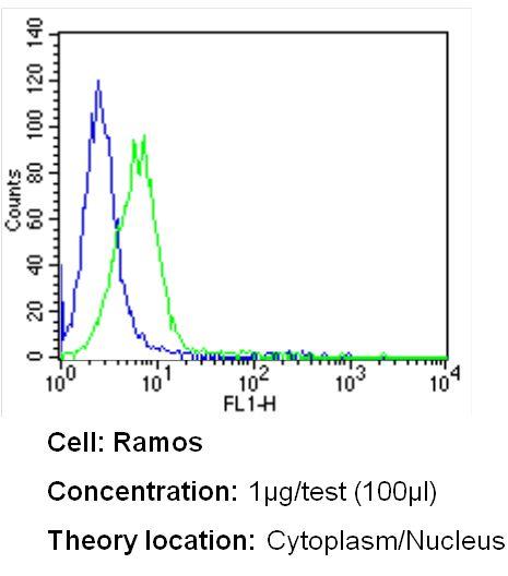 Bcl-3 Antibody in Flow Cytometry (Flow)