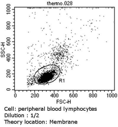 CD79a Antibody in Flow Cytometry (Flow)