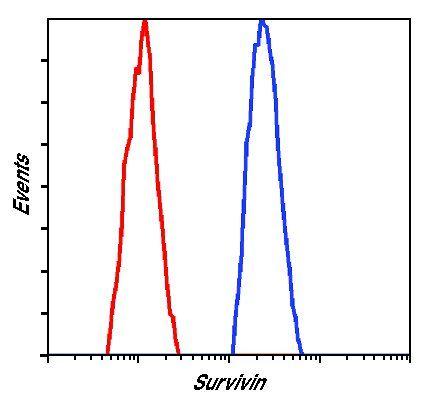 Survivin Antibody in Flow Cytometry (Flow)
