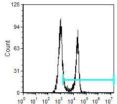 CD8 alpha Antibody in Flow Cytometry (Flow)