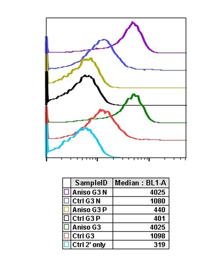 Phospho-ATF2 (Thr71) Antibody in Flow Cytometry (Flow)