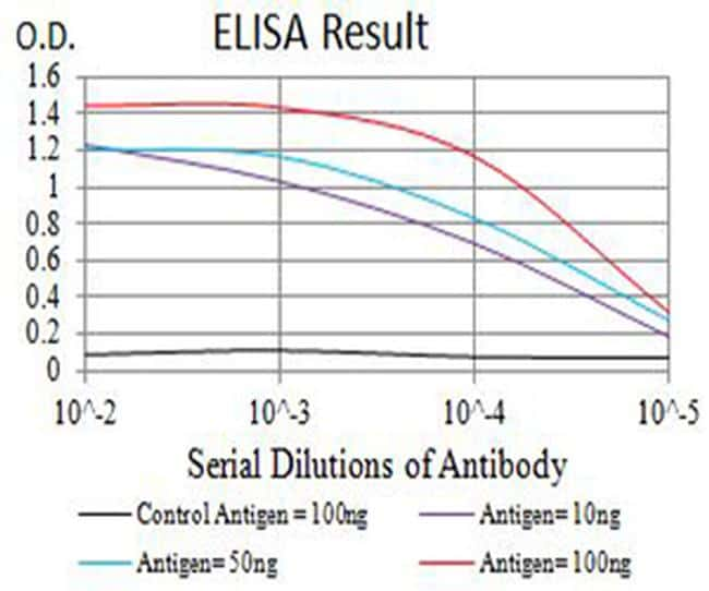 CHRNA5 Antibody in ELISA (ELISA)