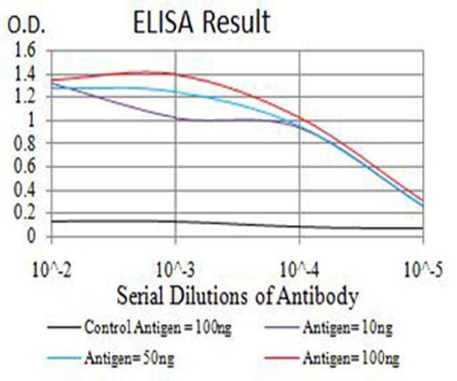 JMJD2B Antibody in ELISA (ELISA)