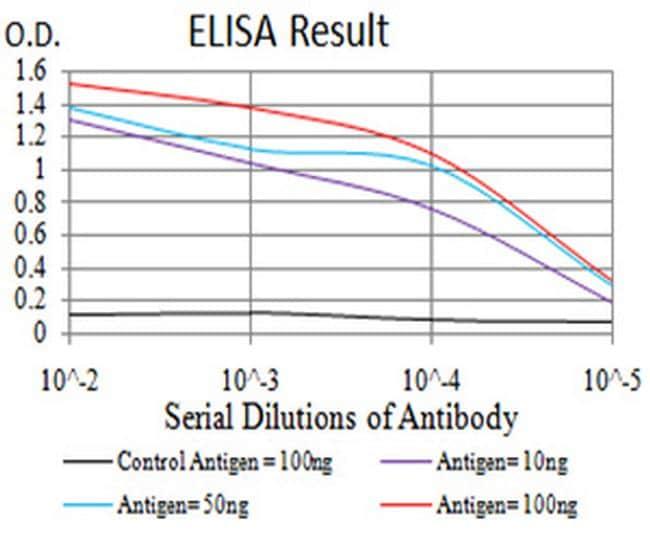 Phospho-NLRC4 (Ser533) Antibody in ELISA (ELISA)