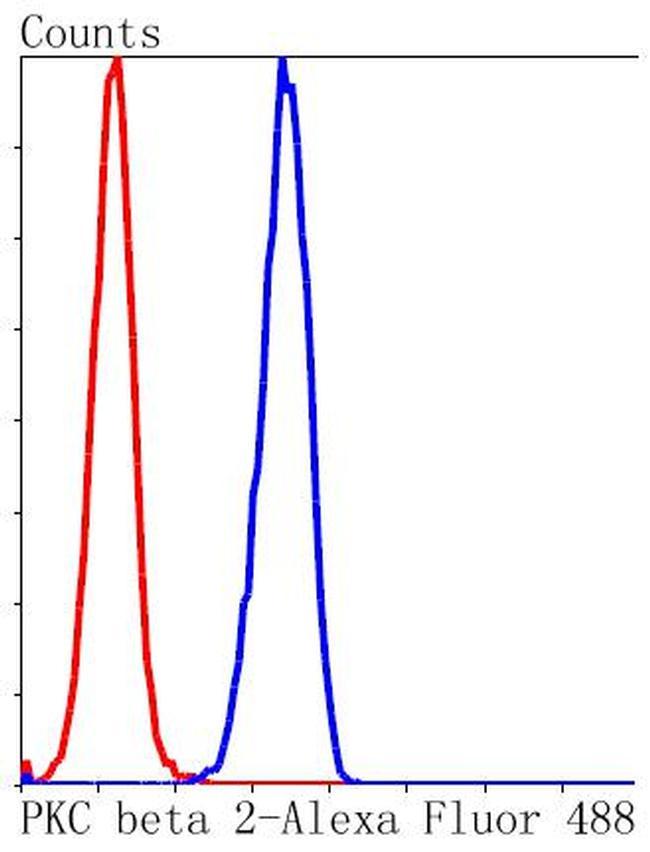 PKC beta-2 Antibody in Flow Cytometry (Flow)