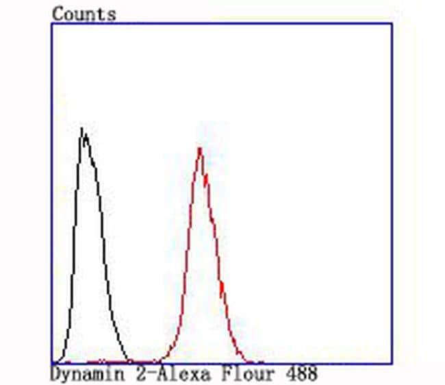 Dynamin 2 Antibody in Flow Cytometry (Flow)