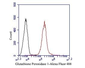 Glutathione Peroxidase 1 Antibody in Flow Cytometry (Flow)