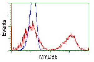 MYD88 Antibody in Flow Cytometry (Flow)