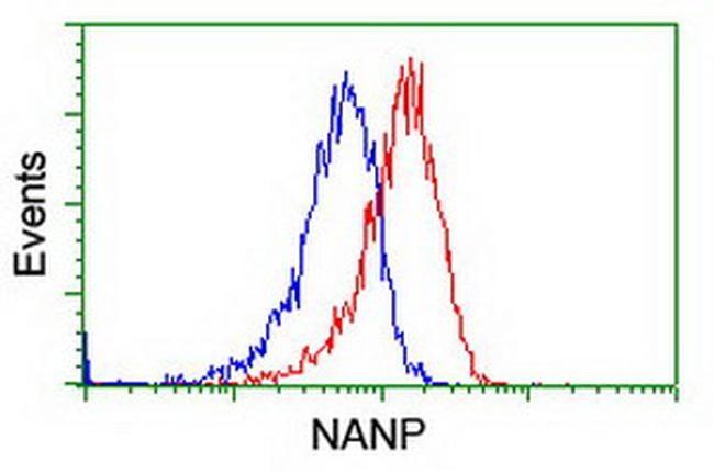 NANP Antibody in Flow Cytometry (Flow)