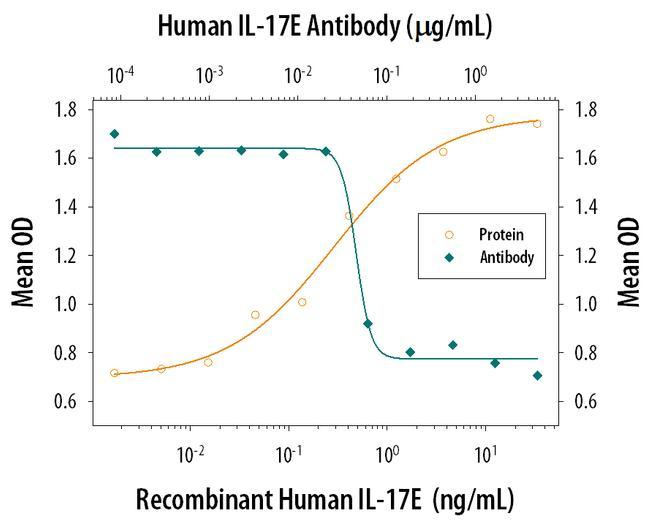 IL-25 Antibody in Neutralization (Neu)