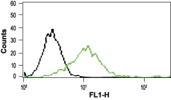 TRPV2 (extracellular) Antibody in Flow Cytometry (Flow)