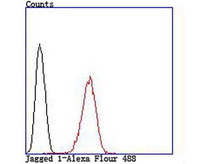 Jagged1 Antibody in Flow Cytometry (Flow)