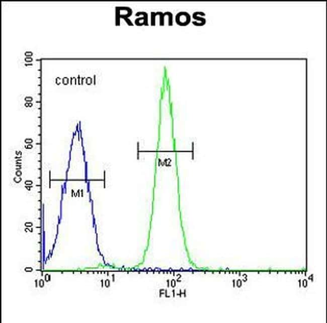 PGCD Antibody in Flow Cytometry (Flow)