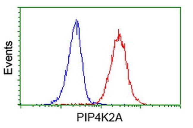 PIP4K2A Antibody in Flow Cytometry (Flow)